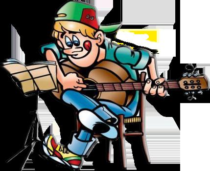 Обучение игре на гитаре с нуля.
