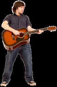 самостоятельное обучение игре на гитаре